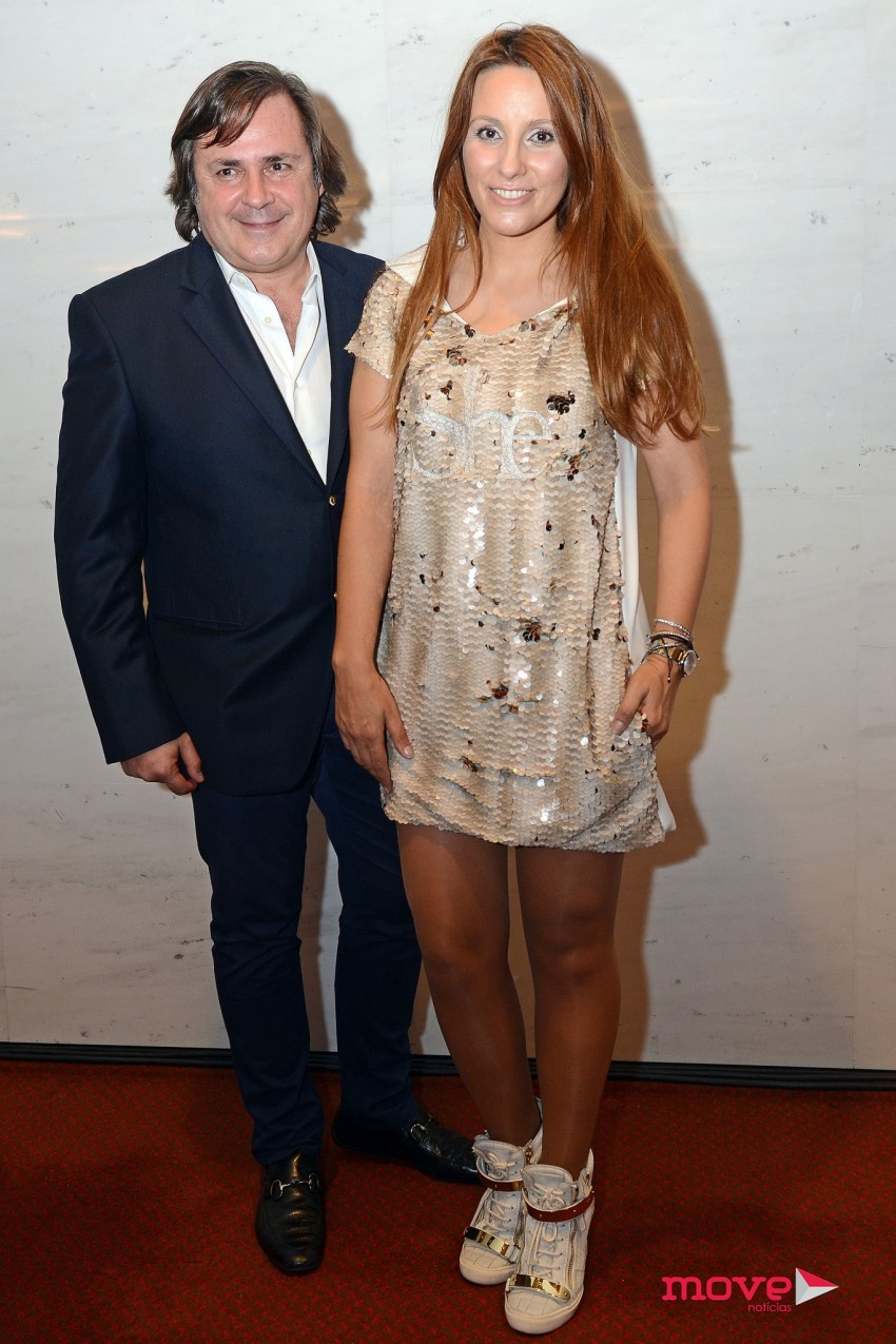 Micaela Oliveira e Alfredo Rezende