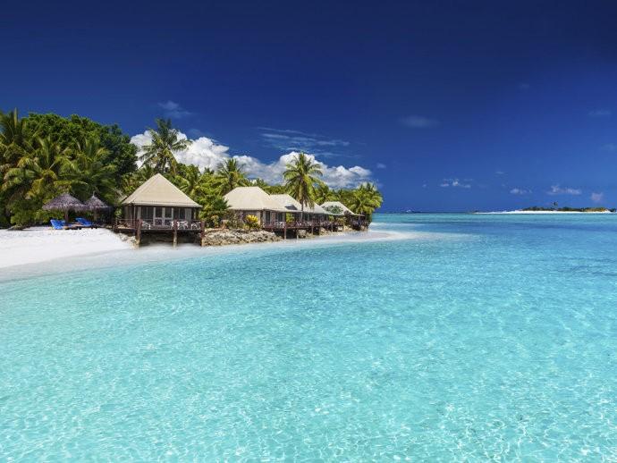 Abril - Fiji - Época para conhecer este paraíso a preços baixos.