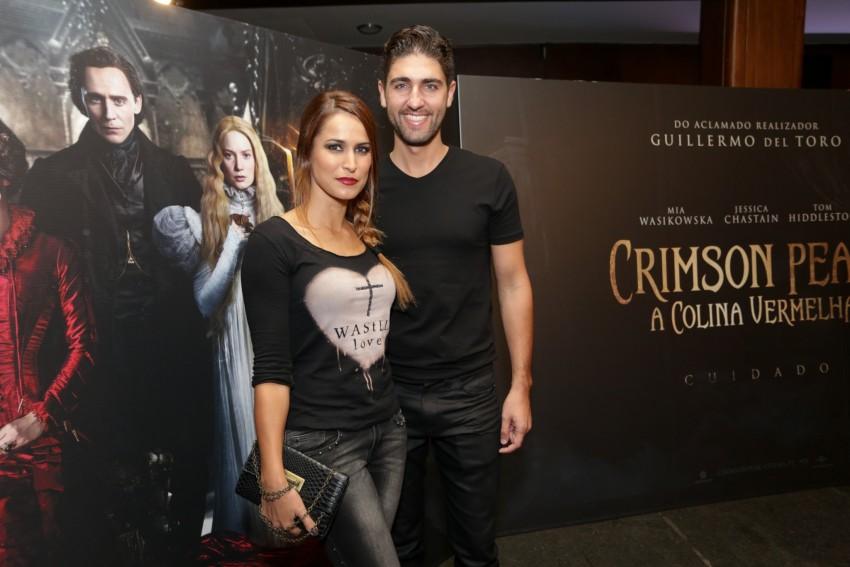 Patrícia Candoso e Marco Santos