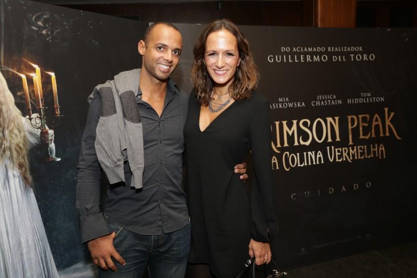 Joana Sousa Cardoso e Amâncio Santos