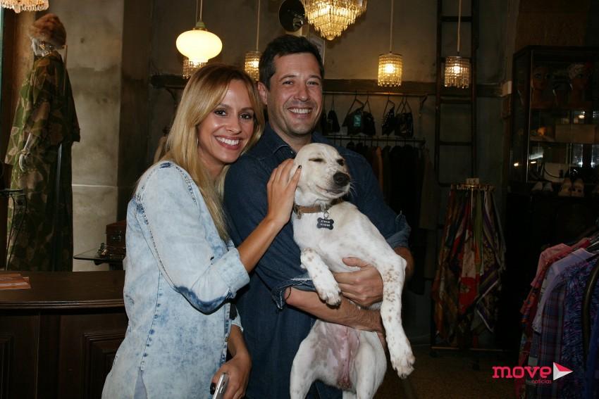 Mariana Monteiro e Filipe Vargas
