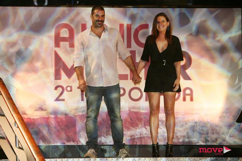 João Catarré e Leonor Seixas