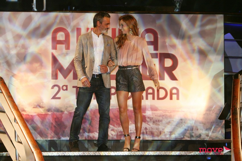 Pedro Carmo e Sara Prata
