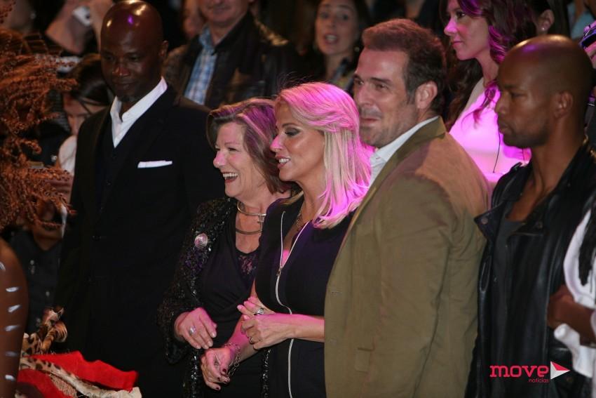 Lia Gama, Alexandra Lencastre e Pepê Rapazote