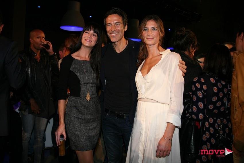 Paula Neves, Paulo Pires e Matilde Breyner