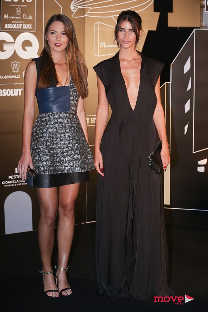 Francisca Miguel e Francisca Perez