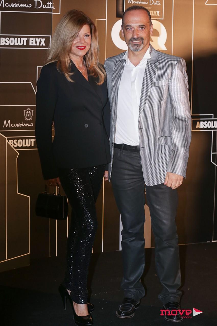 Helena Isabel e Heitor Lourenço