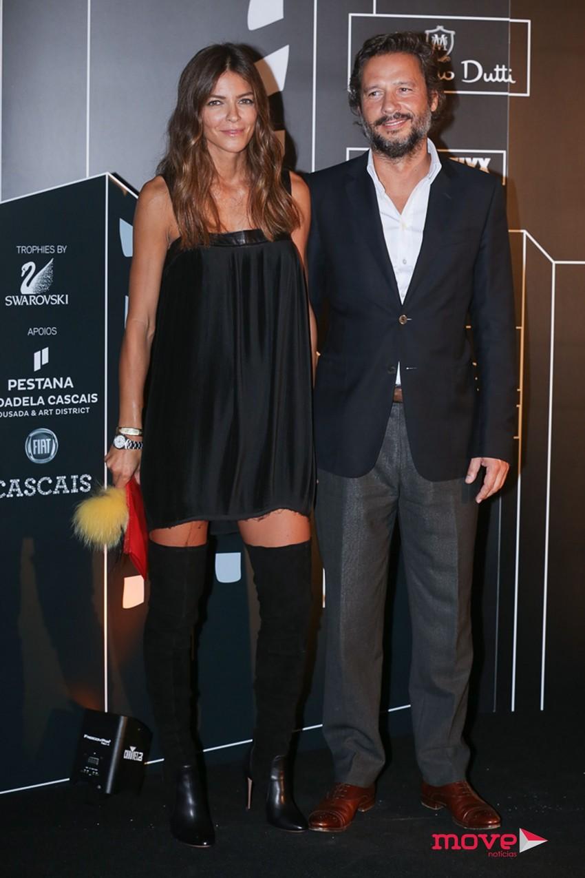 Luísa Beirão e Ricardo Simões