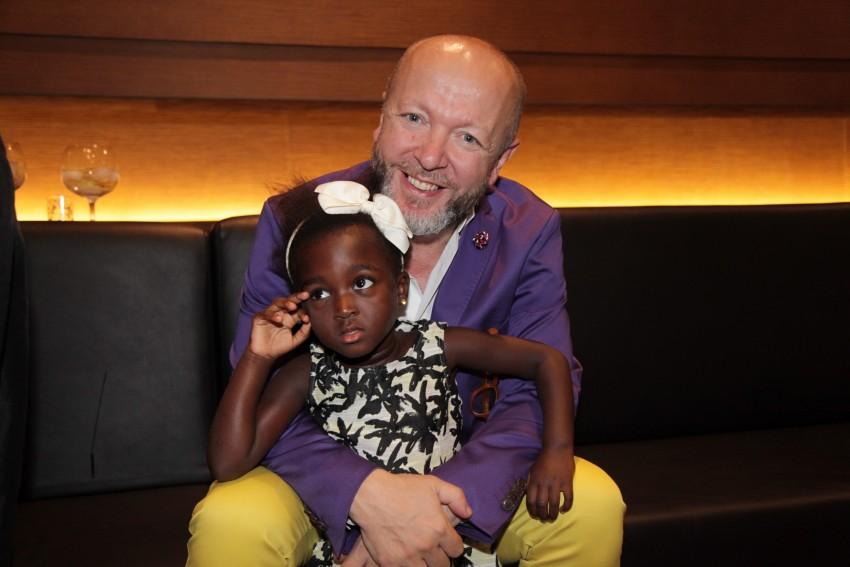 Eduardo Beauté e a filha, Lurdes