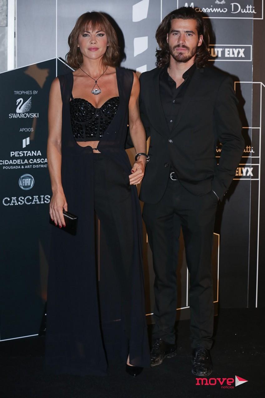 Oceana Basílio e Pedro Sousa
