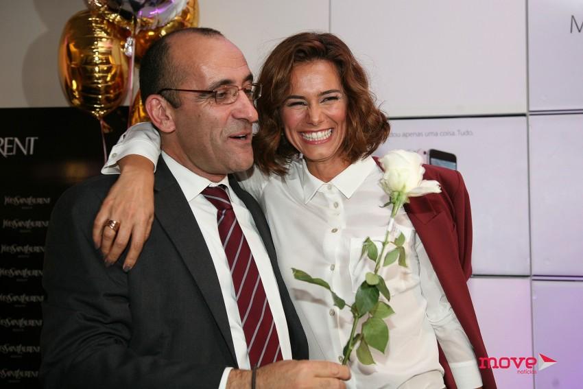 Quintino Martins e Cláudia Vieira