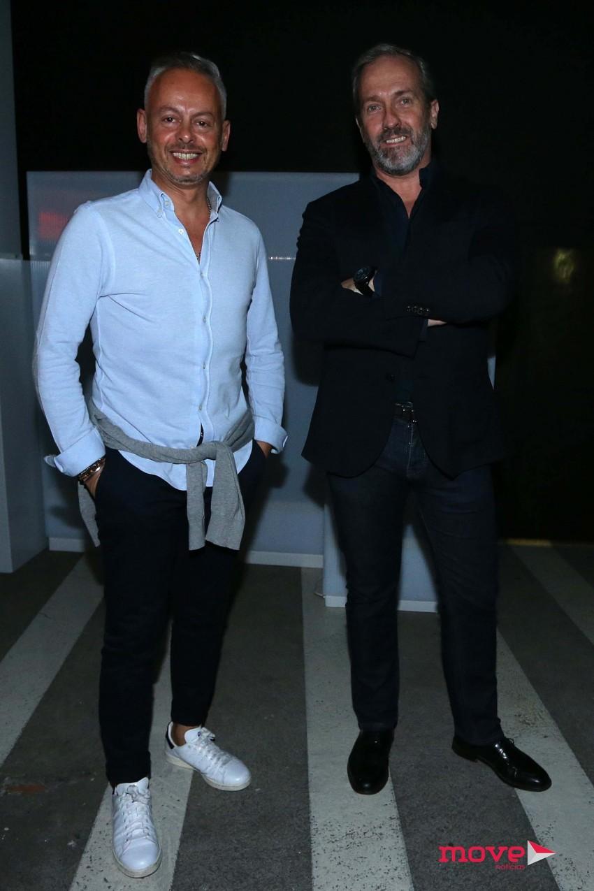 Bebé Moreira e Paulo Sassetti