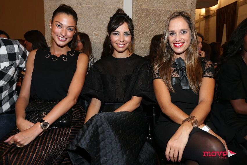 Sara Salgado, Teresa Tavares e Ana Viriato