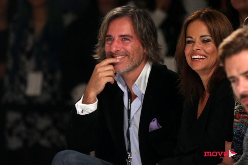 Eduardo Burnay e Raquel Rocheta