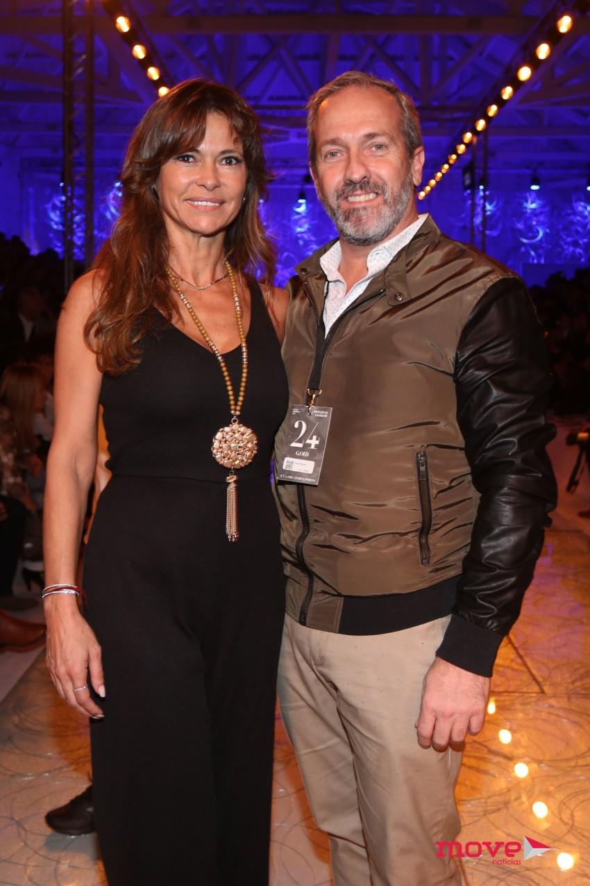 Cristina Azevedo e Paulo Sasseti