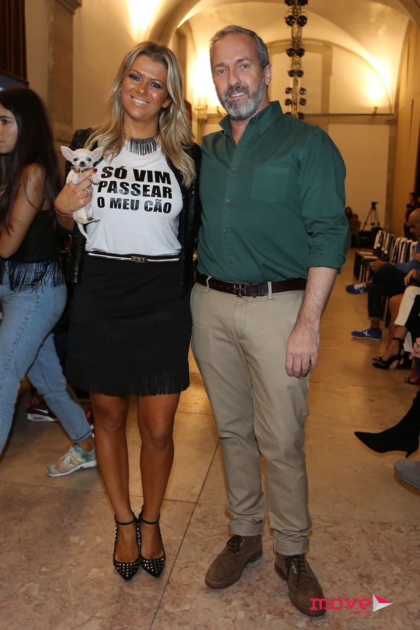 Alexandra Figueiredo e Paulo Sassetti