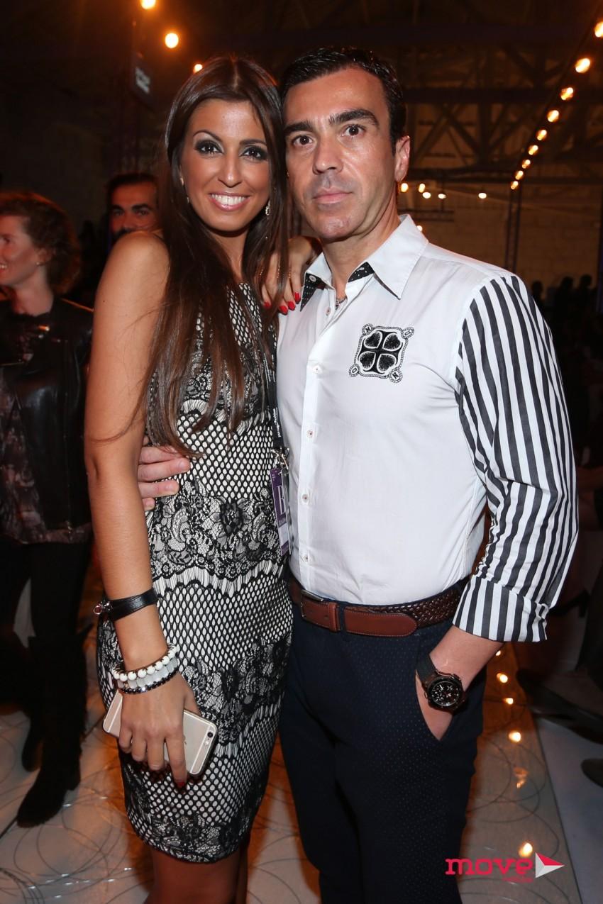 Sofia Taveira e Marcos Polónia
