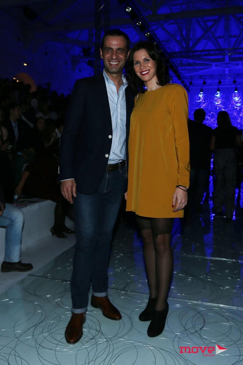 Hélder Silva e Maria Lima