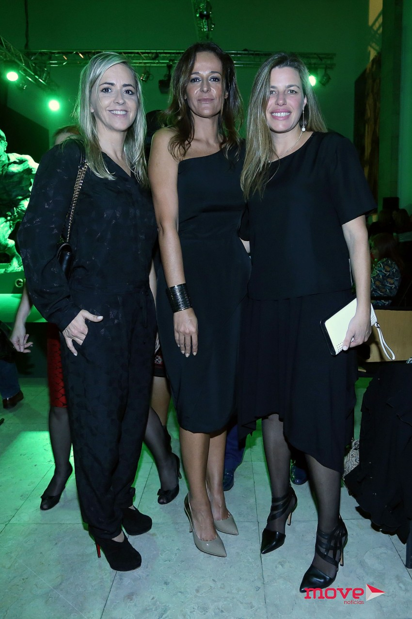 Beatriz Lemos, Sandra Cachide e Rita Almada