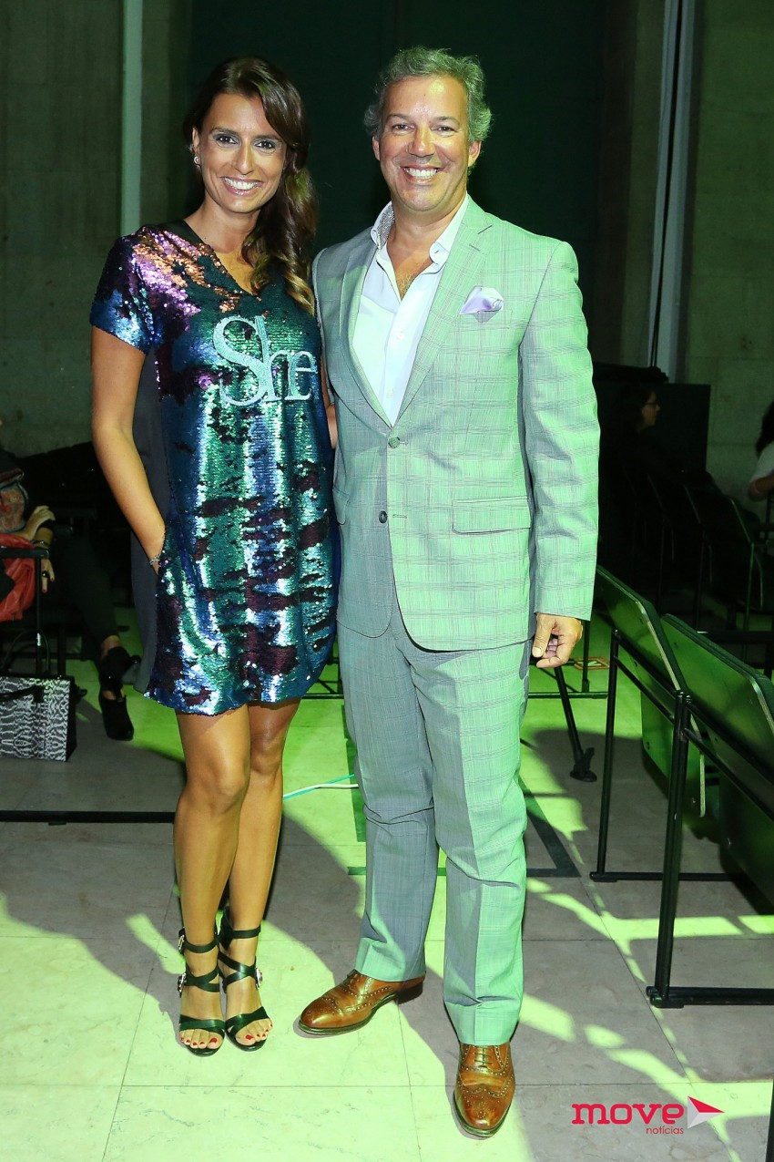 Patrícia e Rui Pereira da Silva