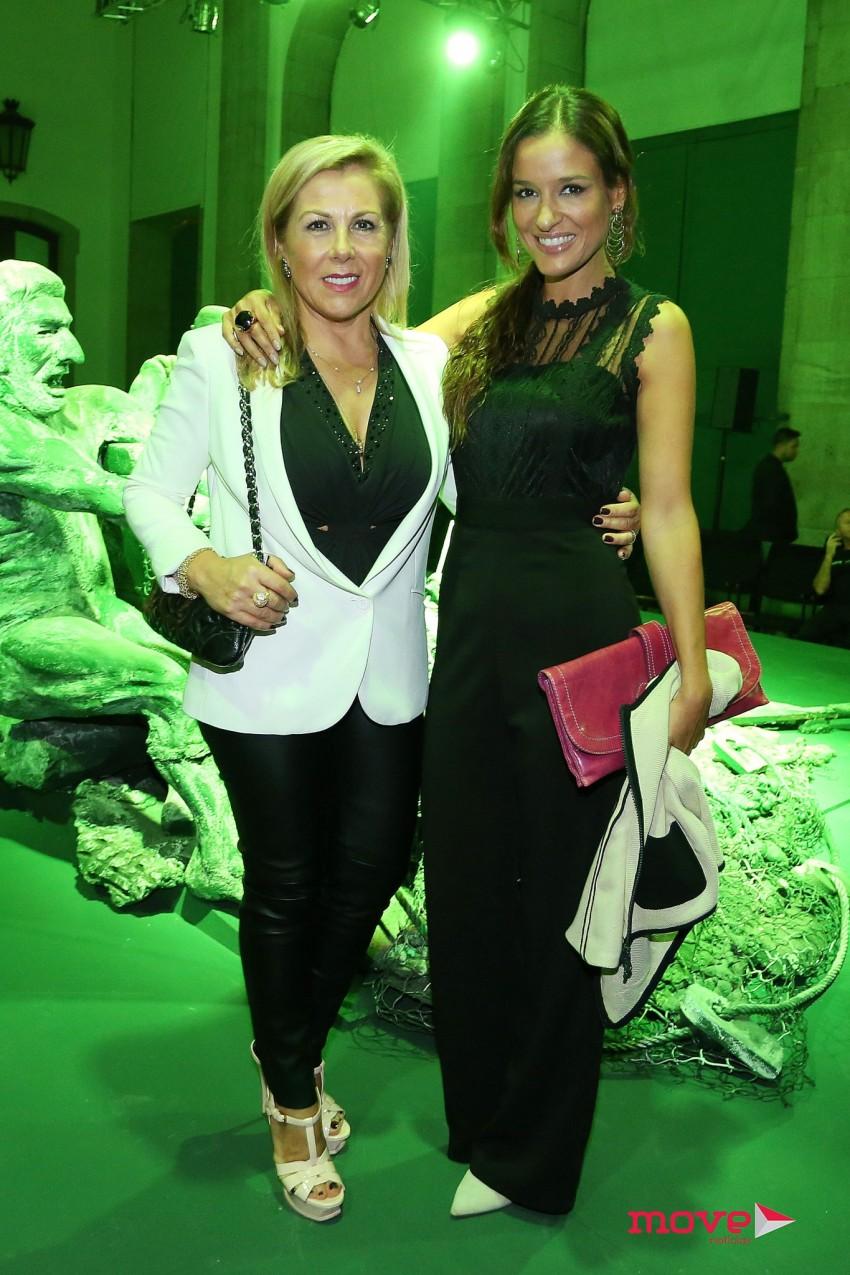 Rosa Maria e Ana Bravo