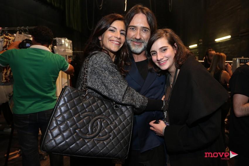 Alexandra Macedo, Miguel Viana e Carolina Eusébio