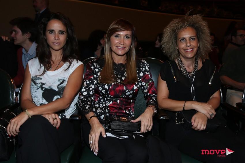 Fernanda de Oliveira e Ângela Teixeira