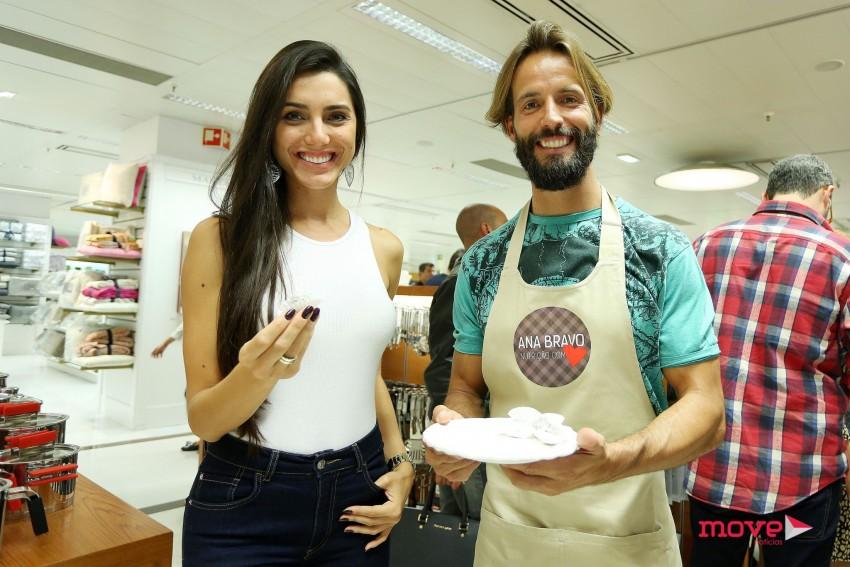 Kelly Baron e Ricardo Guedes