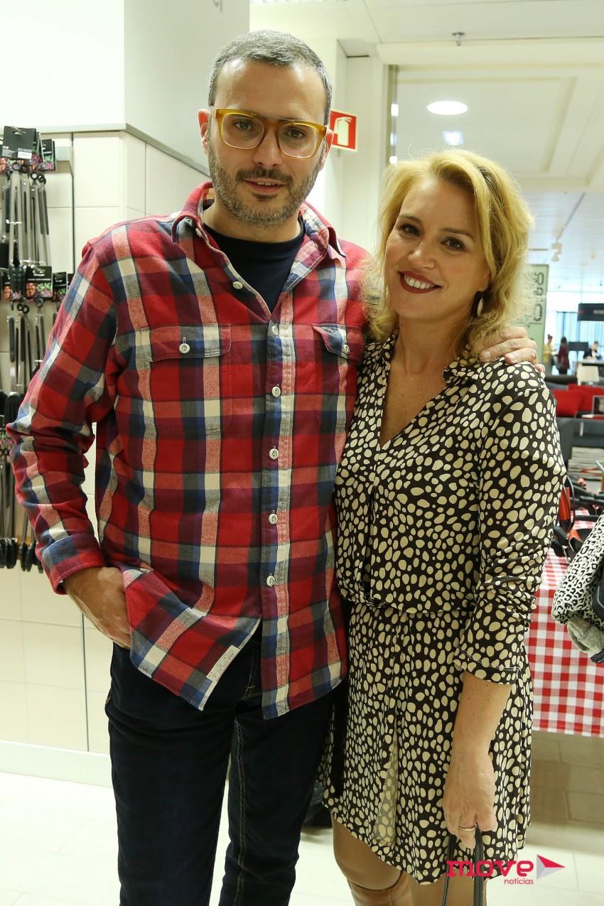 Tiago e Sara Girão