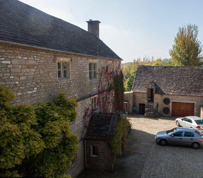 Jamie Dornan casa