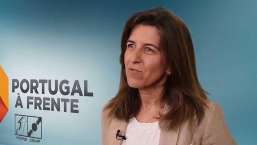 Margarida Mano, ministra da Educação e Ciência