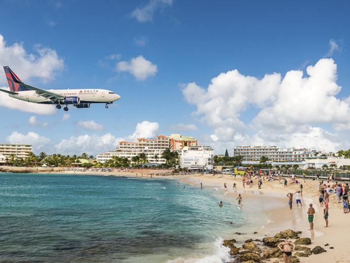 Junho - Saint Martin - Caraíbas - Altura em que a ilha é menos procurada por turistas.