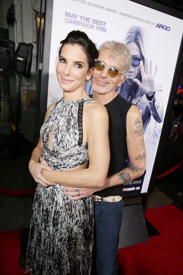 Sandra Bullock e Billy Bob Thornton