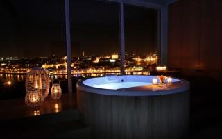 The Yeatman Spa_ Barrell Bath