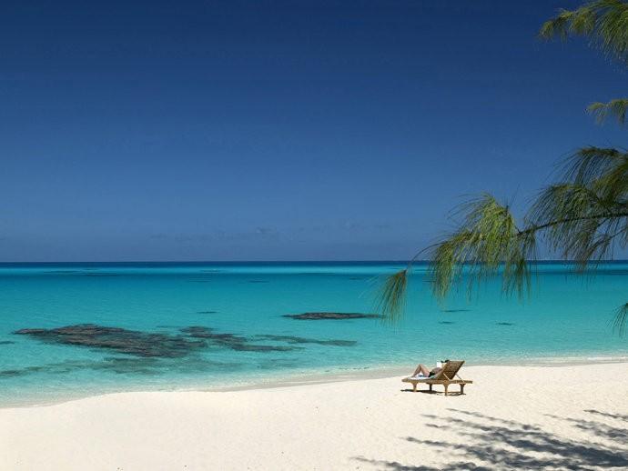 Maio - Turks e Caicos - Nesta altura os preços são mais baixos e há menos turistas a visitar a ilha.