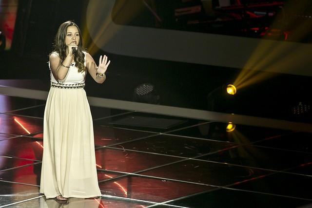 Marisa Liz rendeu-se ao talento de Joana Ferreira