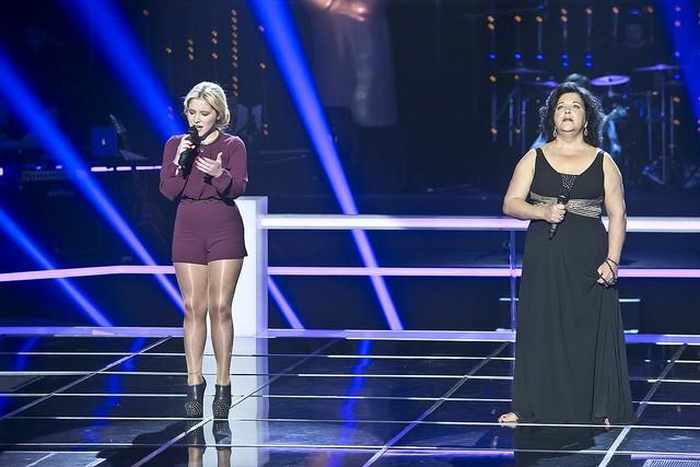 """Joana Melo e Maria Manuela Lima encantaram com uma atuação de Fado, mas foi a ex-concorrente de """"Operação Triunfo"""" que venceu o duelo."""