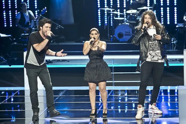 Pedro Maceiras competiu com Vânia Gonçalves e Alex Vantrue, e foi escolhido como vencedor pela mentora Marisa Liz
