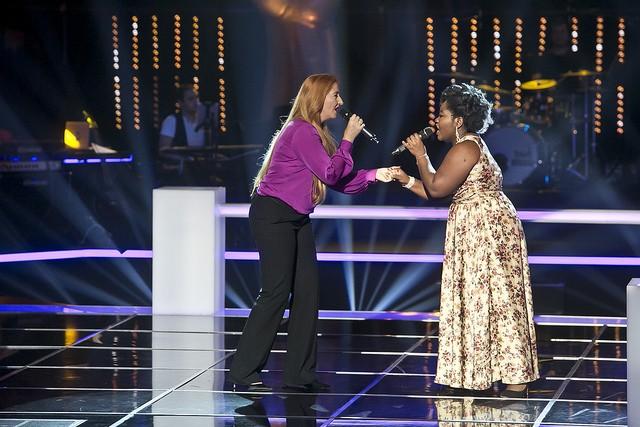 Deolinda é a vencedora desta Batalha, mas Ana foi salva pela mentora Marisa Liz