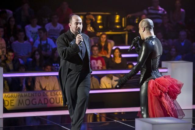 Sérgio Sousa enfrentou Natasha Semmynova e foi o escolhido por Marisa para continuar em competição.