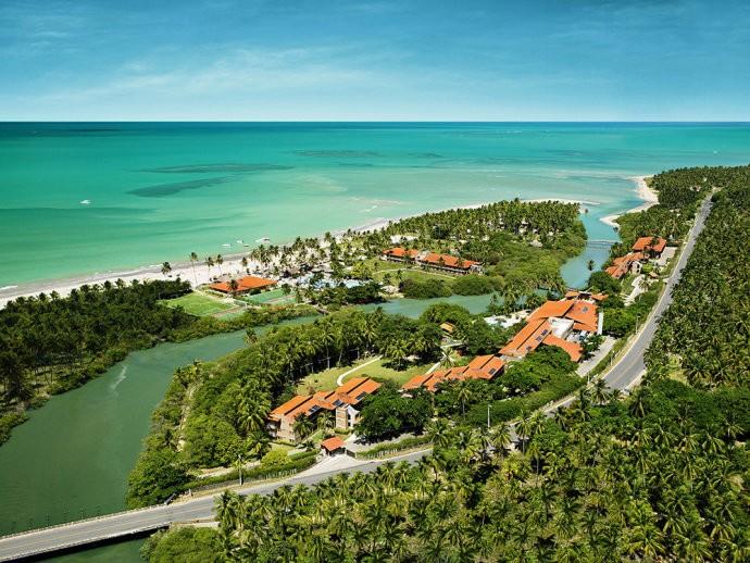 Salinas do Maragogi All Inclusive Resort, Alagoas, Brasil
