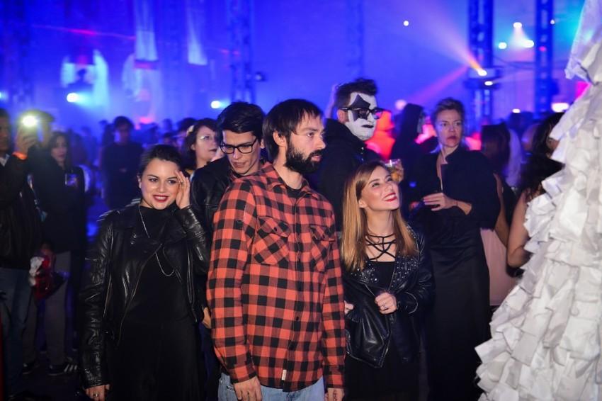 Ana Guiomar e Diogo Valsassina com amigos