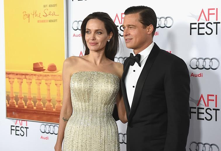 3091b571263b Angelina Jolie já avançou com o pedido de divórcio de Brad Pitt. O advogado  da atriz confirmou tudo à Associated Press.