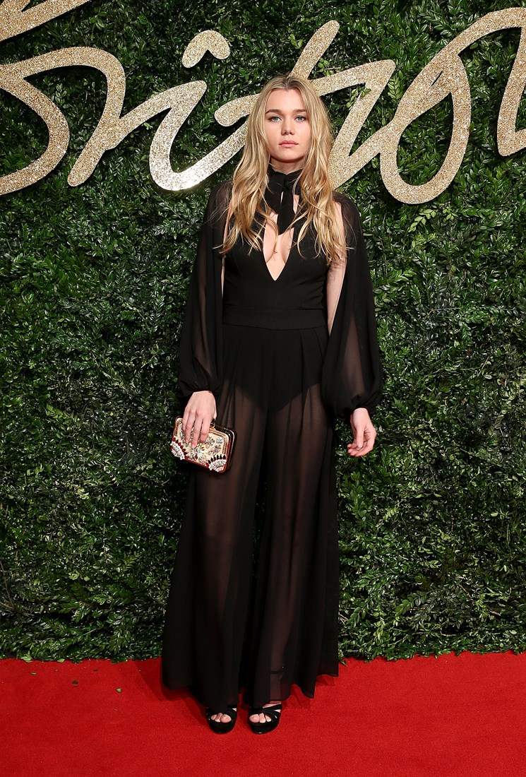 how tall is immy waterhouse