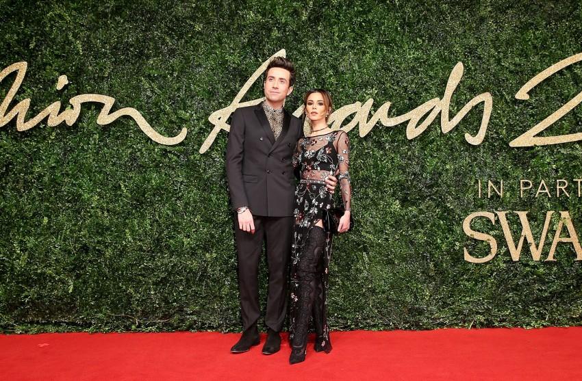 Nick Griumshaw e Cheryl Fernandez-Versini