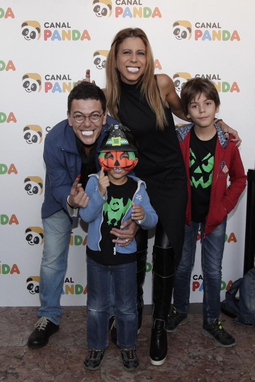 Bruno Ferreira, Marta, André, Tomé