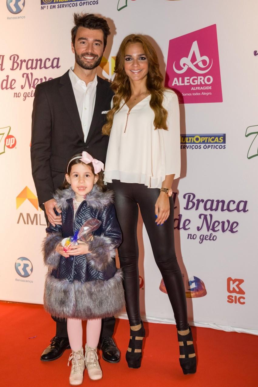 Catarina Morazzo e Jorge Ortiga