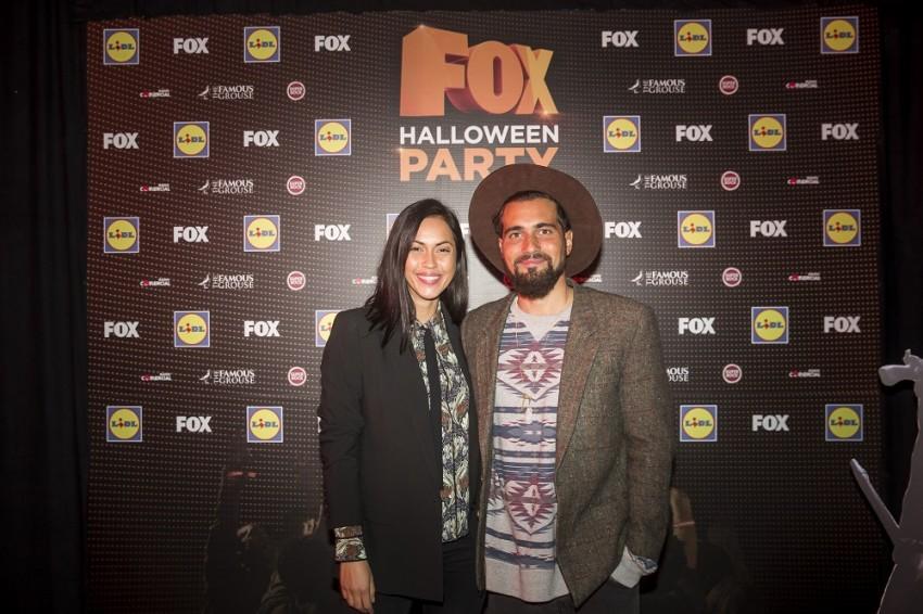 Débora Monteiro e Miguel Mouzinho
