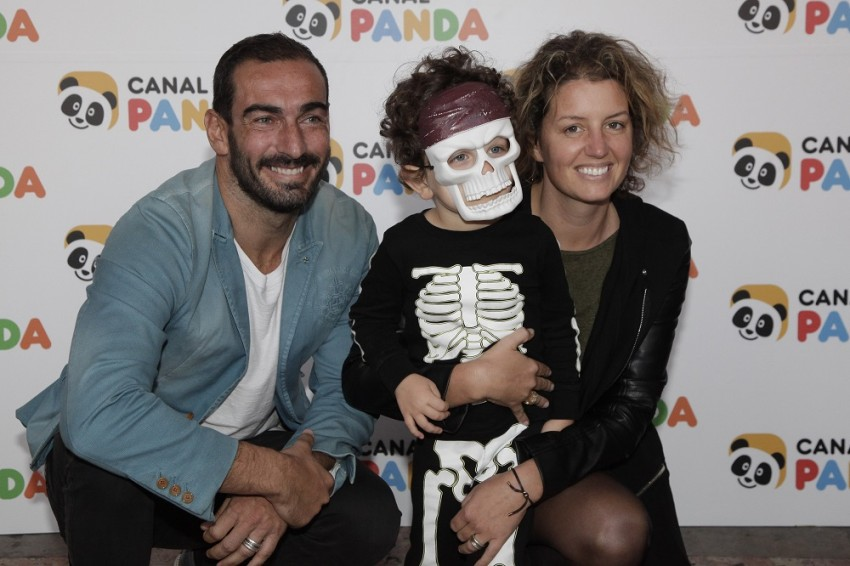 Erica Aguilar, João Pereira e Guilherme