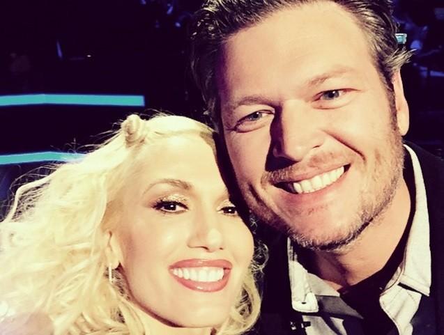 Gwen Stefani e Blake Shelton